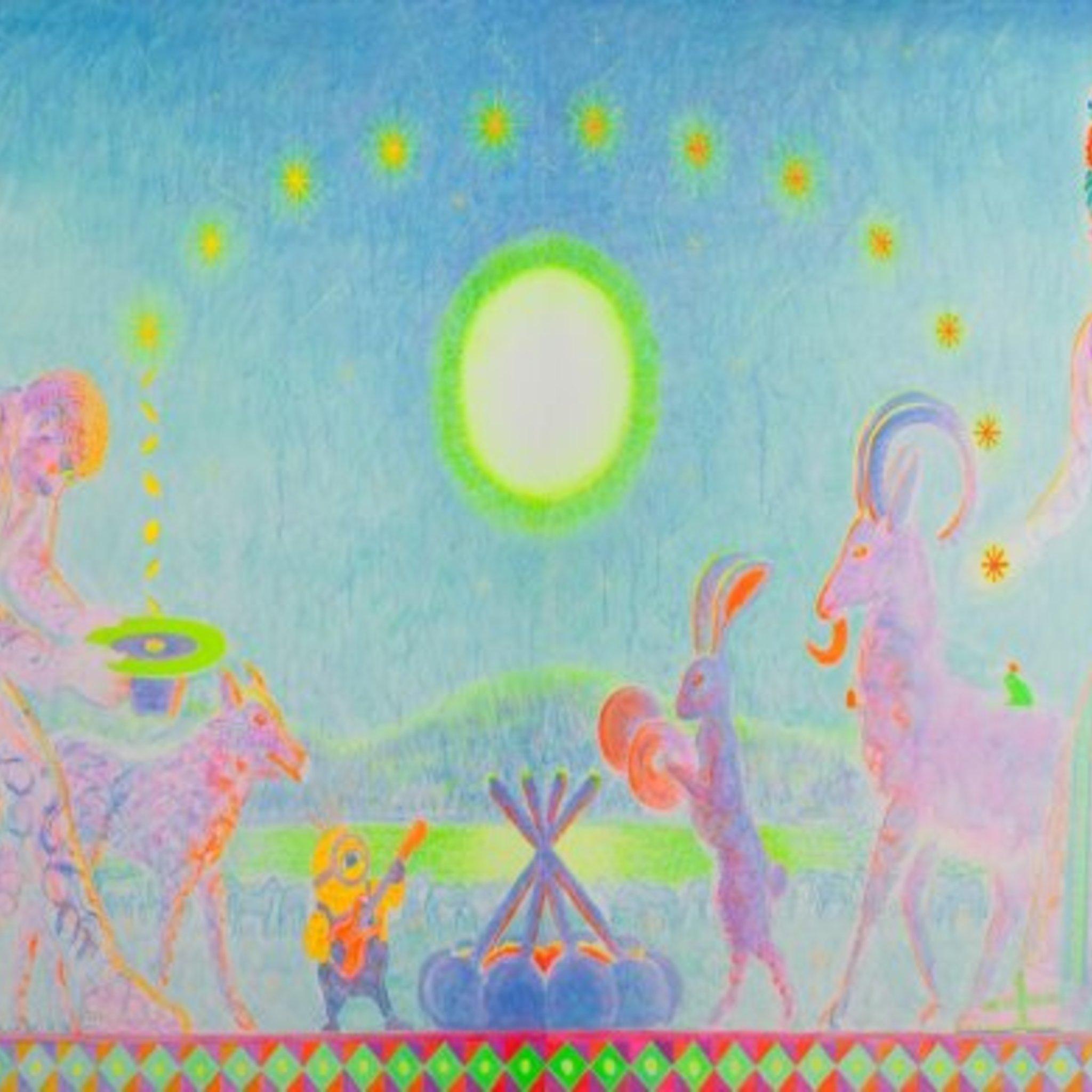 Выставка Илзе Авотини «Душа дракона»