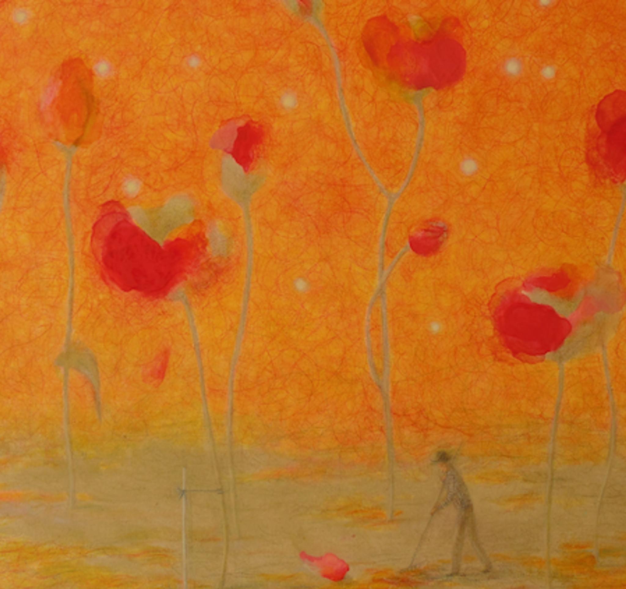 Выставка Лаймы Бикше «Садовник снов»