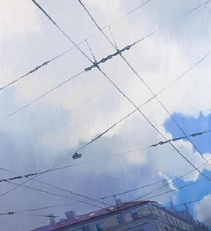 Выставка работ Винеты Колака. Расстояние просмотра