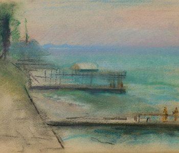 Выставка Александры Бельцовой «Пастели»