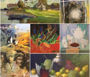 Выставка картин из коллекции Анатолия Хвойницкого