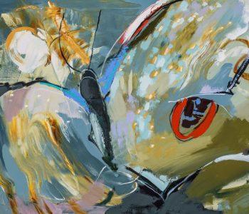 Выставка Эрика Кумерова «Письма холста»