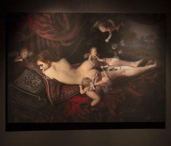Персональная выставка Артура Берзиньша