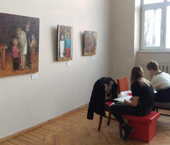 Персональная выставка Ансиса Бутнорса «Соль Земли»