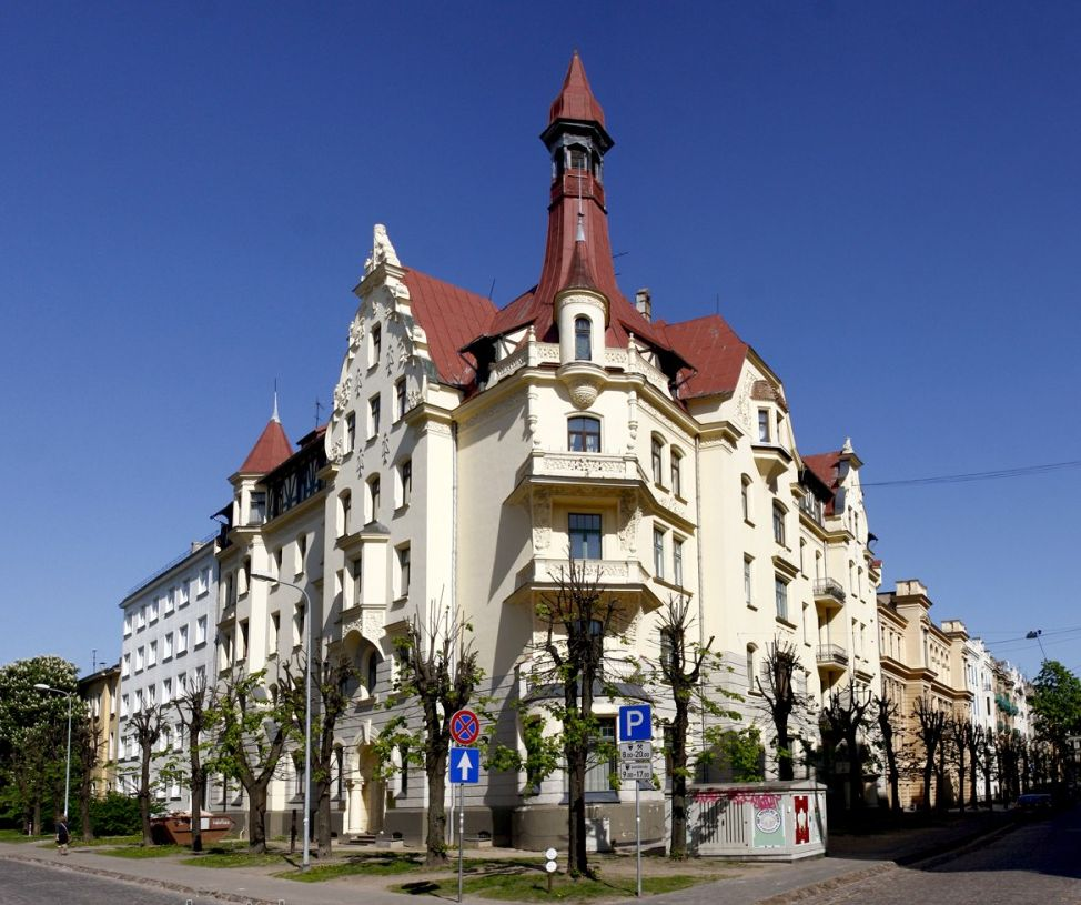 Музей Яна Розенталя и Рудольфа Блауманиса
