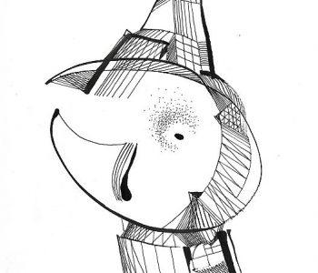 Петерис Мартинсон. Линия и форма